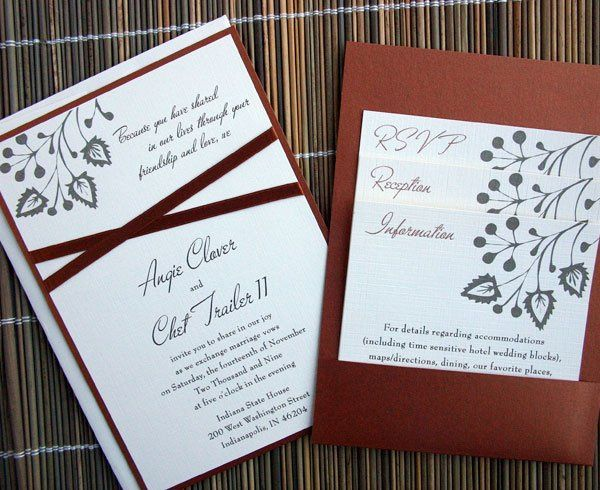 Tmx 1295136704416 IMG9215b Ada, MI wedding invitation