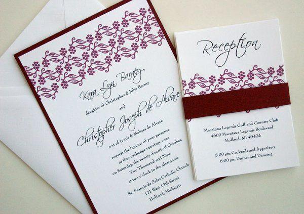 Tmx 1295136706729 IMG9432 Grand Rapids wedding invitation