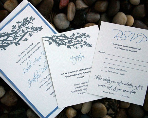 Tmx 1295136711760 IMG9318b Grand Rapids wedding invitation