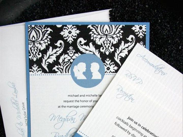 Tmx 1295136714338 IMG8936 Ada, MI wedding invitation