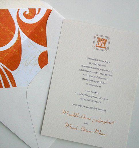 Tmx 1295136716463 IMG8954b Ada, MI wedding invitation