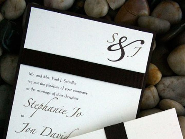 Tmx 1295136721651 IMG9029 Grand Rapids wedding invitation