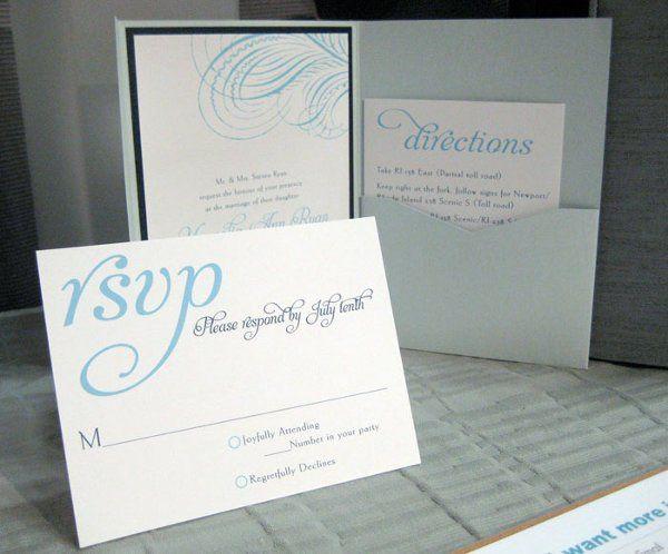 Tmx 1317072634673 IMG5096 Ada, MI wedding invitation