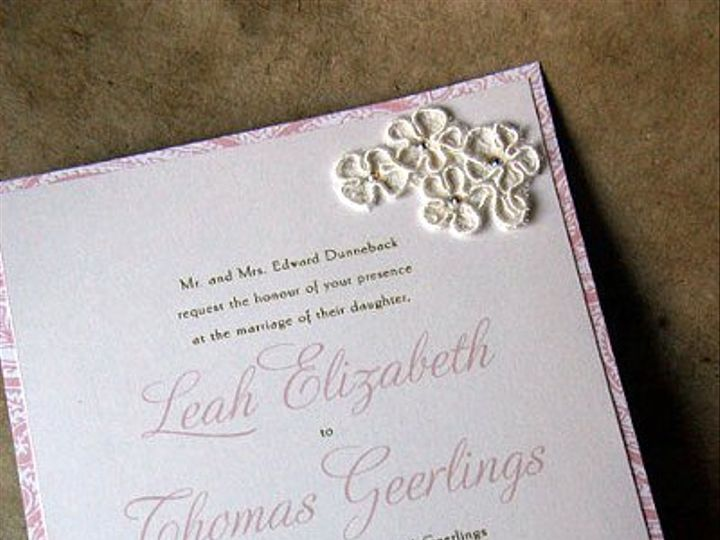 Tmx 1317072789720 IMG0859 Ada, MI wedding invitation
