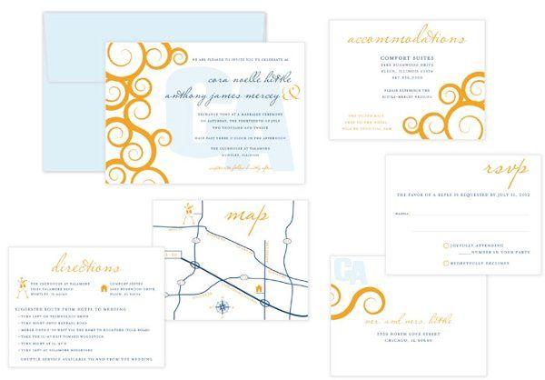Tmx 1317072882157 Sydanthony Ada, MI wedding invitation