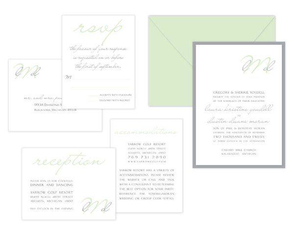 Tmx 1317072884376 Syddustin Grand Rapids wedding invitation