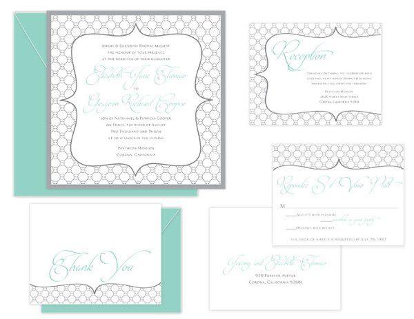 Tmx 1317072886548 Sydgrayson Ada, MI wedding invitation
