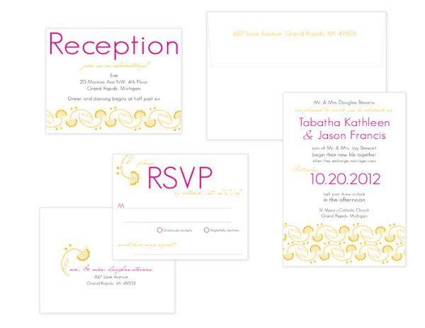 Tmx 1317072887470 Sydjason Ada, MI wedding invitation