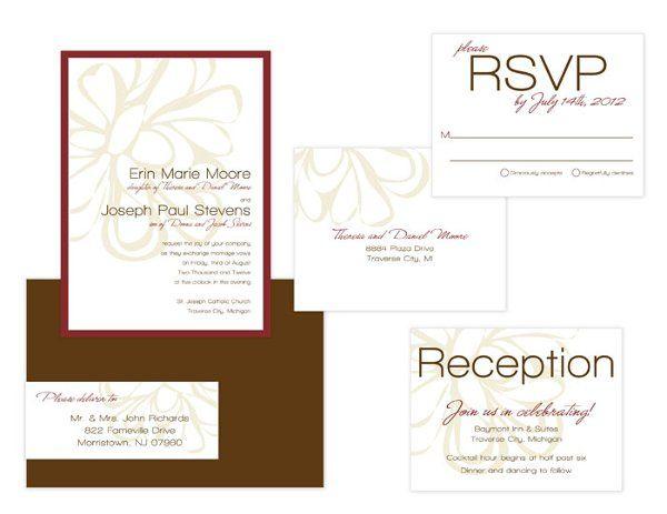 Tmx 1317072888548 Sydjoseph Grand Rapids wedding invitation