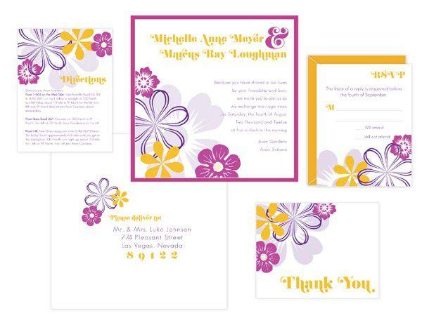 Tmx 1317072890329 Sydmarcus Ada, MI wedding invitation