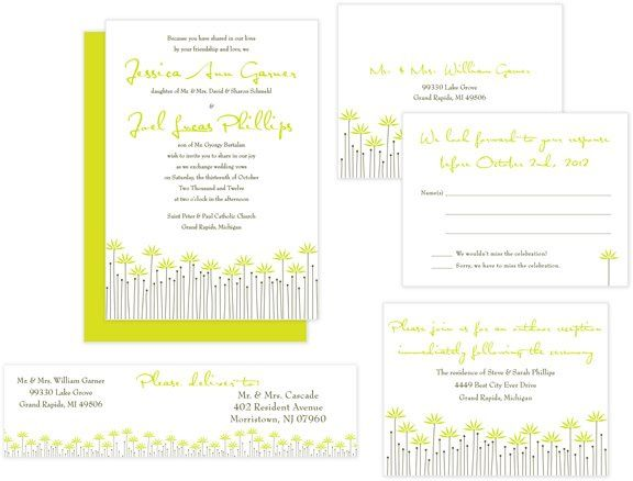 Tmx 1317072897532 Syddesignjoel Grand Rapids wedding invitation