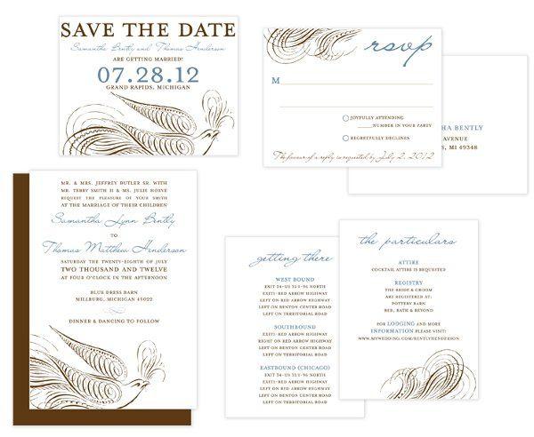 Tmx 1317072898798 Syddesignthomas Ada, MI wedding invitation