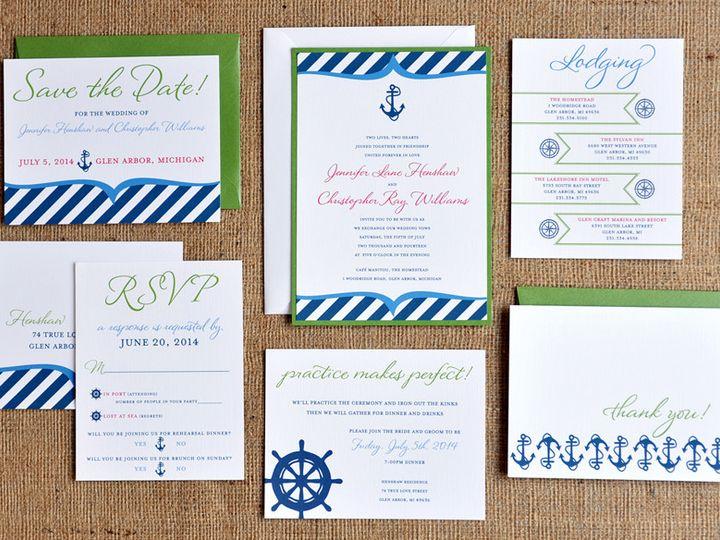 Tmx 1369787070403 Christopher9732 Grand Rapids wedding invitation