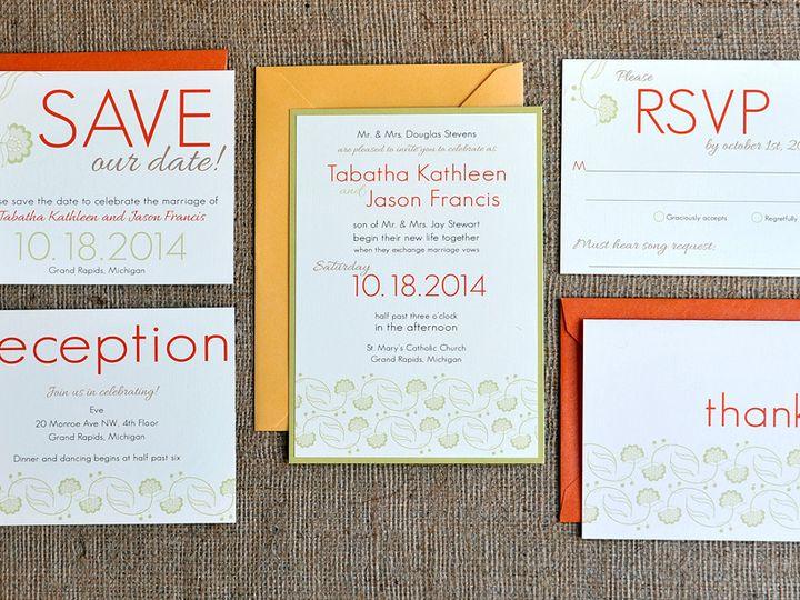 Tmx 1369787088732 Jason9716 Grand Rapids wedding invitation