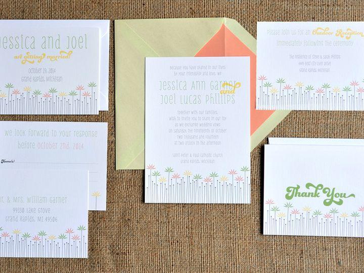 Tmx 1369787093018 Joel9690 Grand Rapids wedding invitation