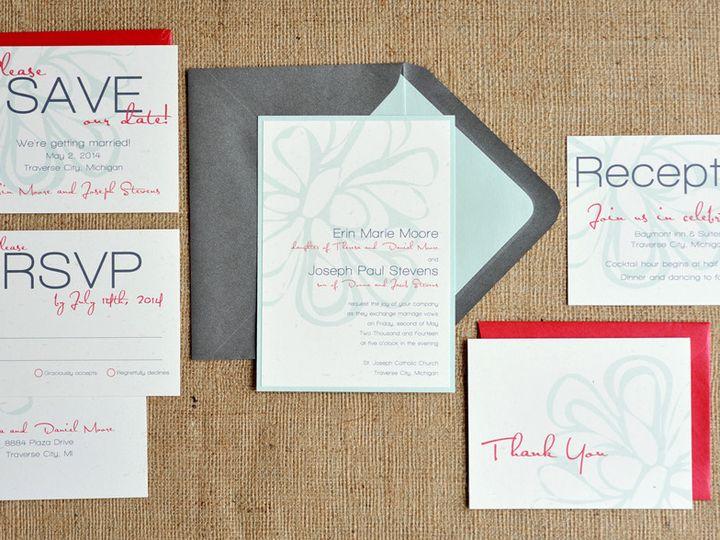 Tmx 1369787096737 Joseph9725 Ada, MI wedding invitation