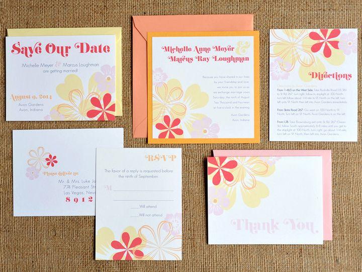 Tmx 1369787116848 Marcus9728 Ada, MI wedding invitation