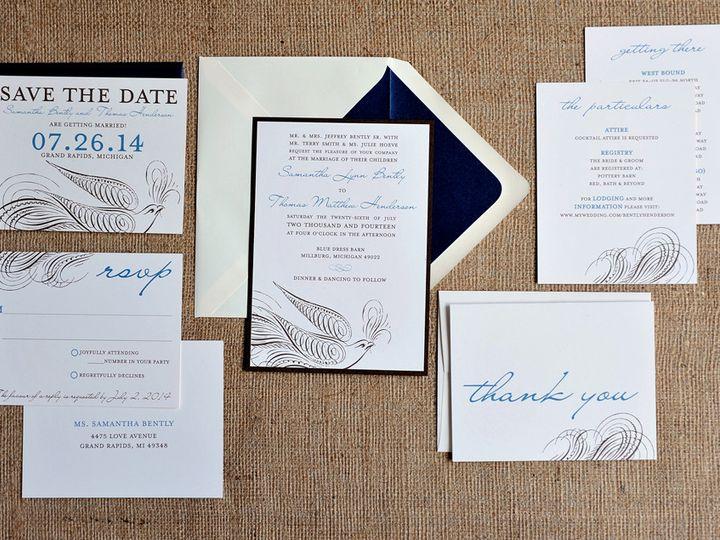 Tmx 1369787150979 Thomas9714 Grand Rapids wedding invitation