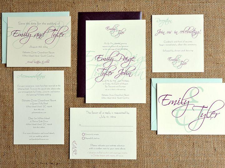 Tmx 1369787156608 Tyler9713 Ada, MI wedding invitation