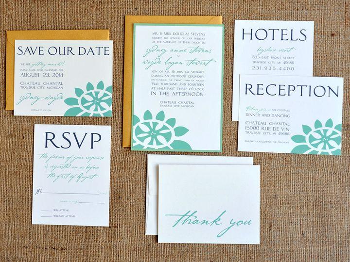 Tmx 1369787162033 Wayde9696 Grand Rapids wedding invitation