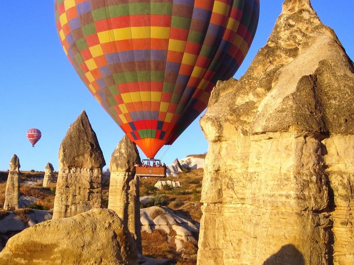 Tmx 1437757071676 Cappadocia Balloon Ride Oakland wedding travel