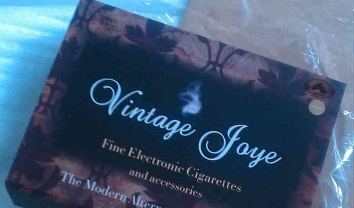 Vintage Joye Fine Electronic Cigarettes, Cigars, & accessories!