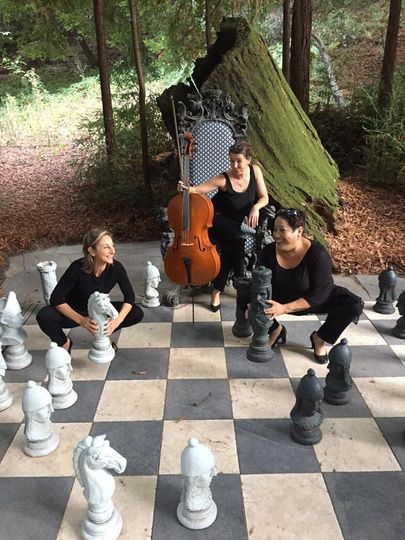 On the giant chess board