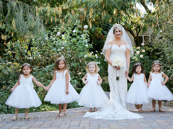 Tmx Kristina Flower Girls 2019 51 117965 160650589657331 Oakley, California wedding venue