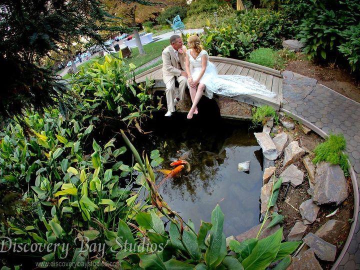 Tmx Seated On Bridge 51 117965 Oakley, California wedding venue