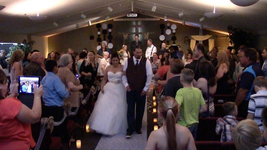 A Cowgirl wedding
