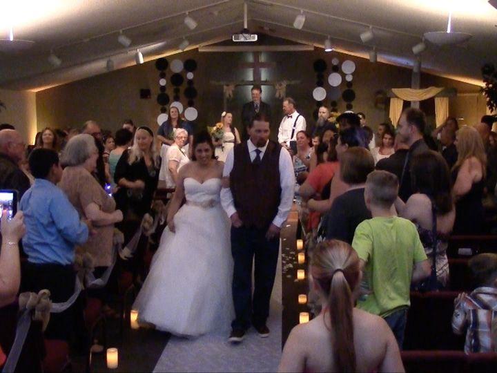 Tmx 1459106085356 Recessional North Highlands, CA wedding videography
