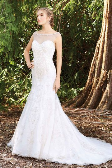 d2eea208e627 Casablanca Bridal - Dress   Attire - Auburn