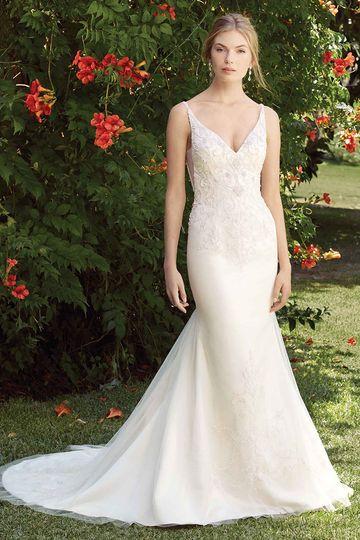 f836fe240f8f Casablanca Bridal - Dress   Attire - Auburn