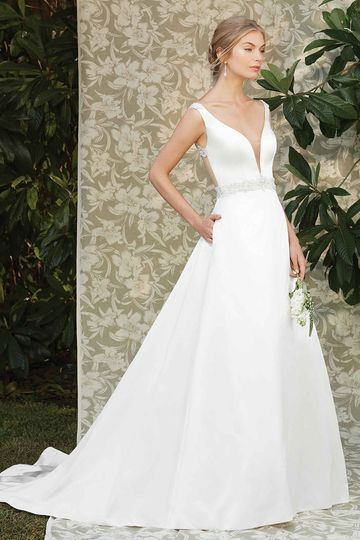 7ff26da80e Casablanca Bridal - Dress   Attire - Auburn