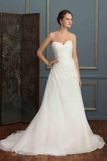 0c4f7ad6da93 Casablanca Bridal - Dress & Attire - Auburn, AL - WeddingWire