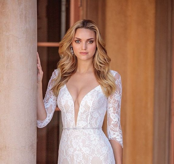 19f2c603104 Casablanca Bridal - Dress   Attire - Auburn