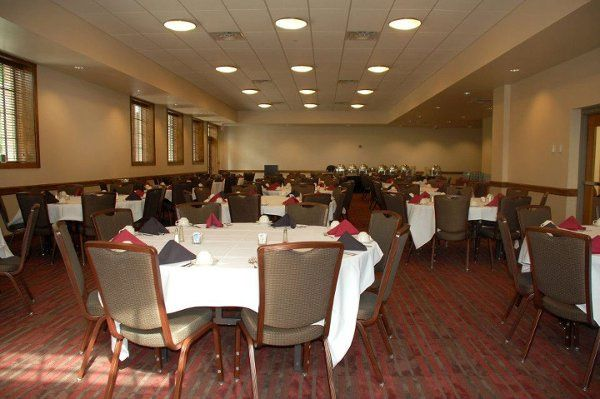 The Pais Reception Hall, University Point.  Seats 120-150 (depending upon set-up).