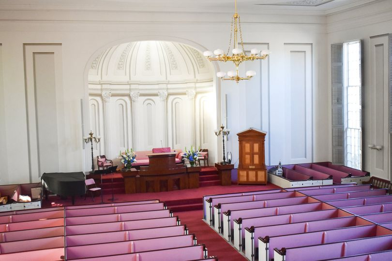 The Sanctuary from above