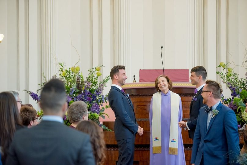 Ceremony proper