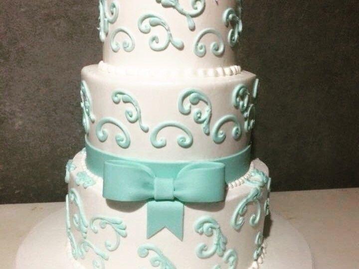 Tmx 1456941254119 Img2239 Costa Mesa wedding cake