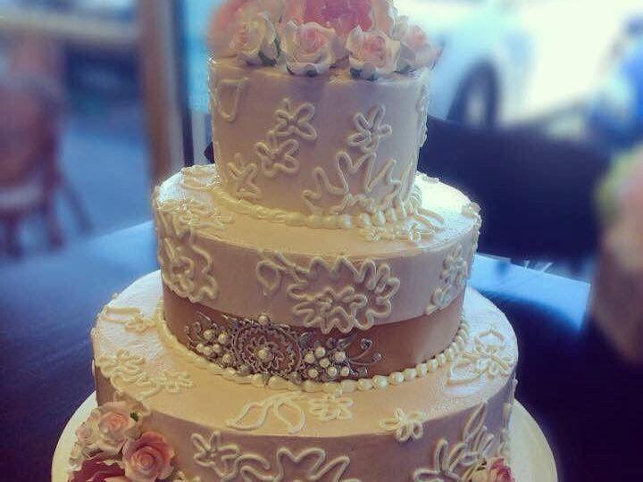 Tmx 1456941291658 Img2588 Costa Mesa wedding cake