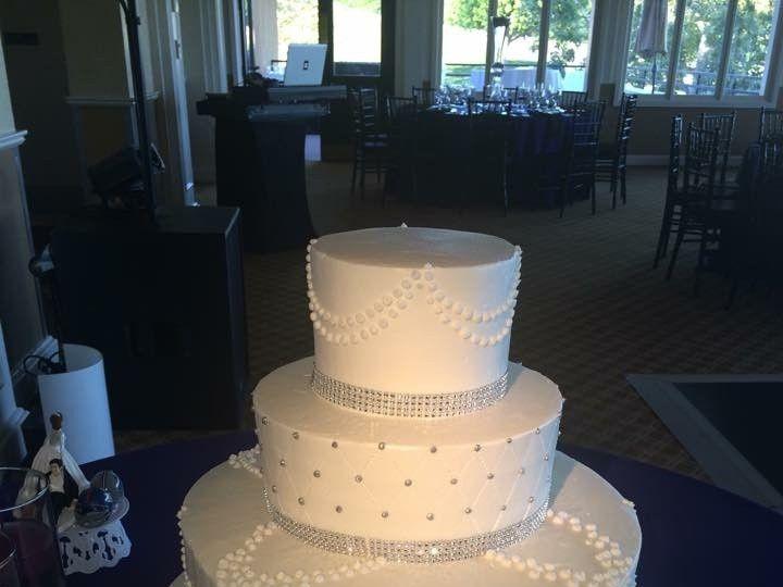 Tmx 1456941300835 Img2589 Costa Mesa wedding cake