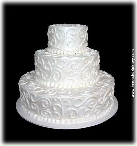 Tmx 1485745305874 Classic Wedding Cake 2 Costa Mesa wedding cake