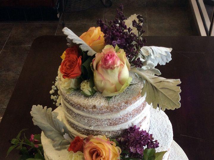 Tmx 1485745327682 Naked Wedding Cake Costa Mesa wedding cake
