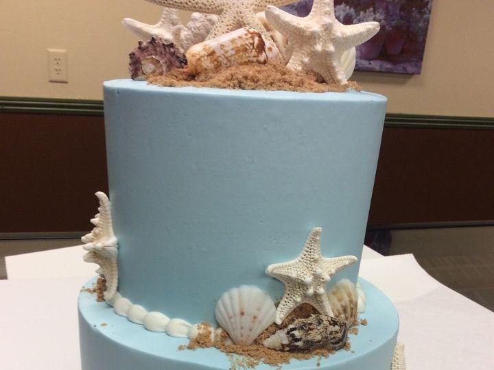 Tmx 1485745339686 Sea Theme 2 Wedding Cake Costa Mesa wedding cake
