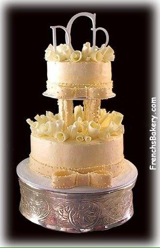 Tmx 1485745368869 Tall Wedding Cake Costa Mesa wedding cake