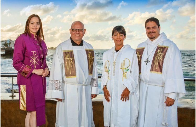 Christian ceremony uniform