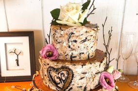 The Goose Chase Cake Design