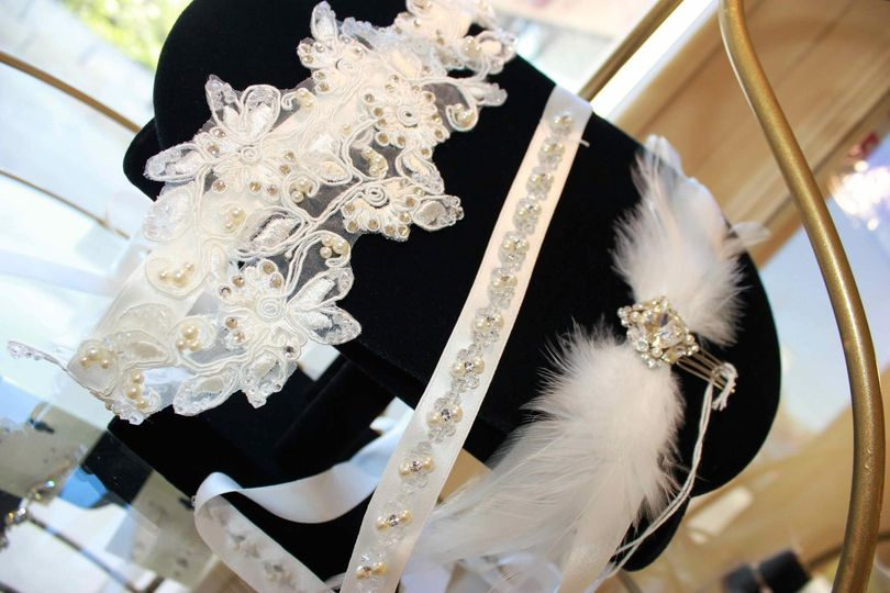 Stunning dress accessories