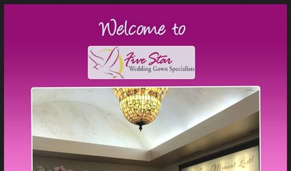 Five Star Wedding Gown Specialists - gown care